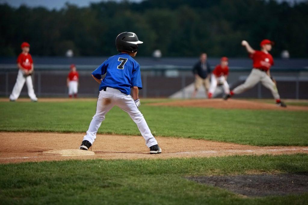 Child Play Baseball