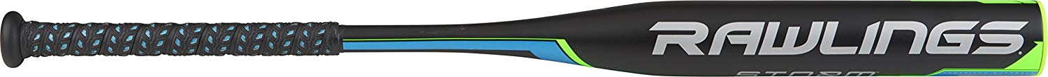 Rawlings Storm Alloy Softball Bat for 8 years old
