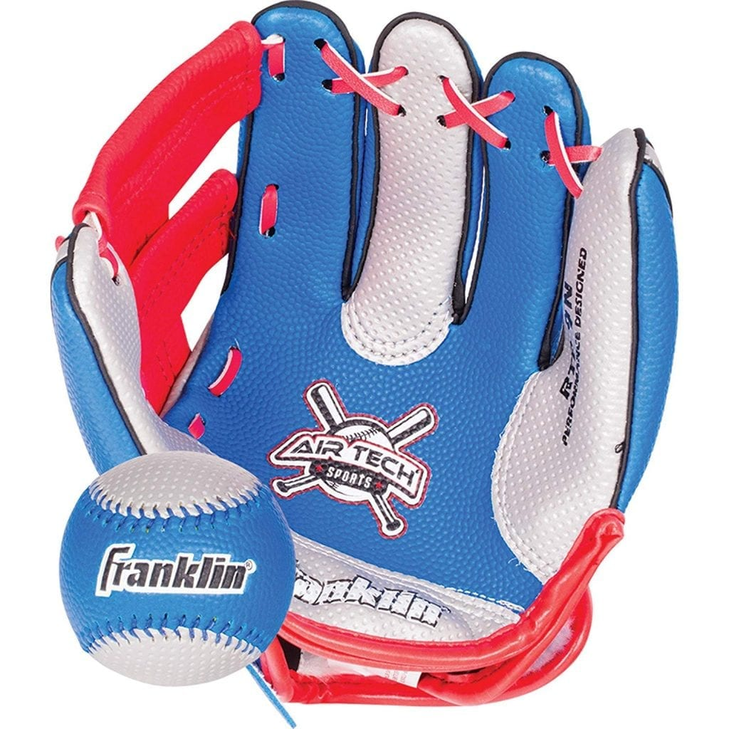 Air Tech Soft Foam Baseball Glove
