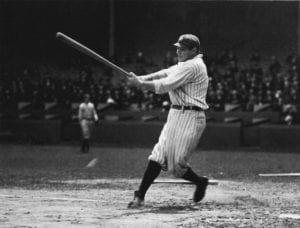 Babe Ruth - Baseball Players of All Time