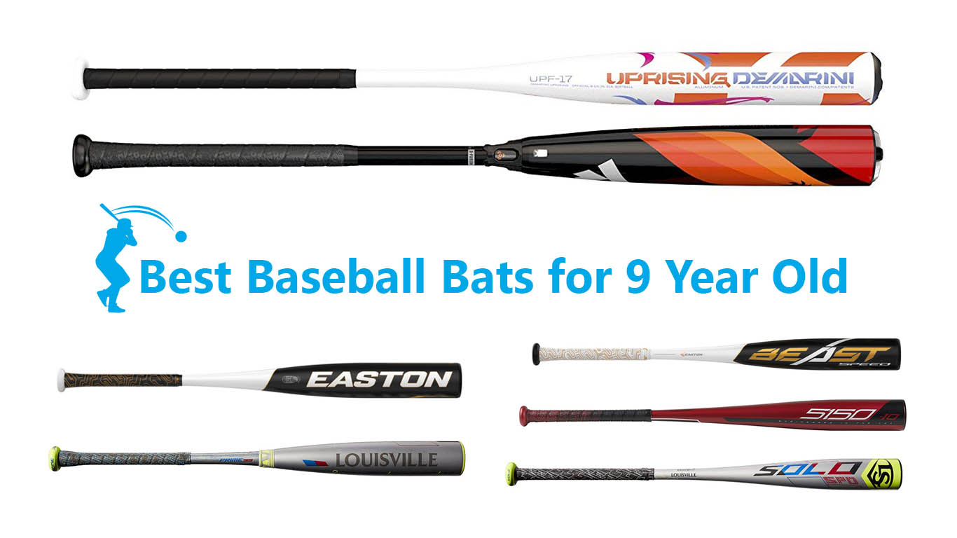 Top 10 Best Baseball Bats For 9 Year Olds Review In 2020 Ibatreviews