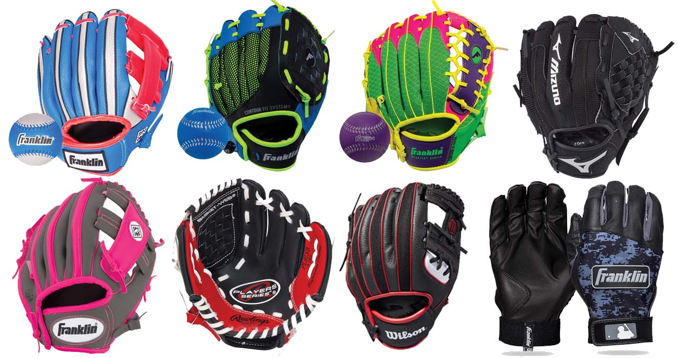 Best Baseball Glove for 4 to 5 Year Old Review