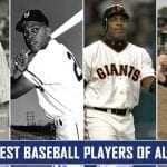 Greatest Baseball Players of All Time