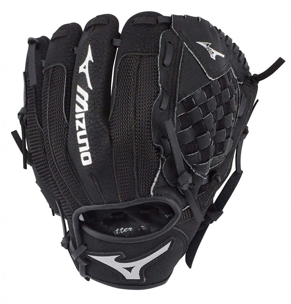 Mizuno Prospect Power Close Youth Baseball Glove Series