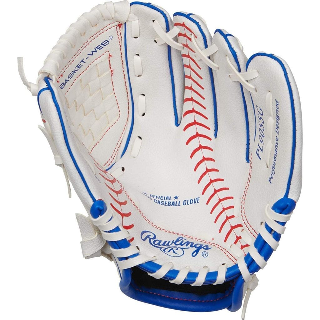 Rawlings Players Series Youth Tball Baseball Glove