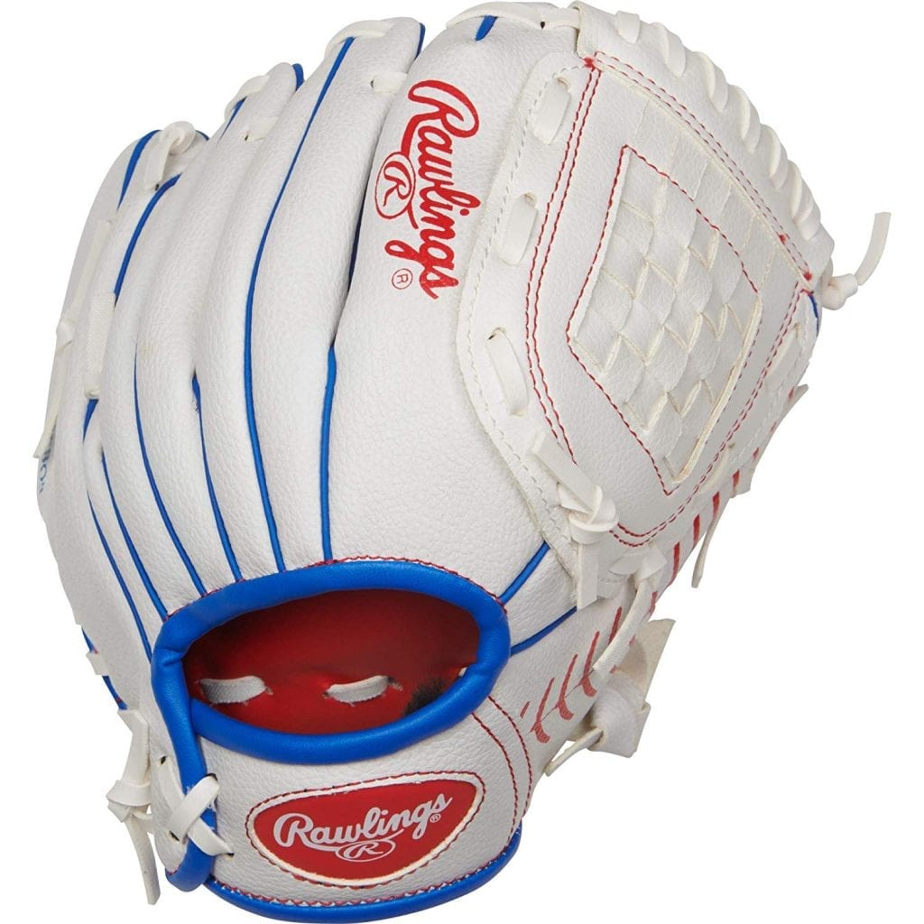 Rawlings Players Series Youth Baseball Glove Ages 4 to 5