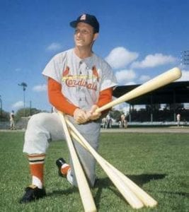 Stan Musial Best Baseball Players of All Time
