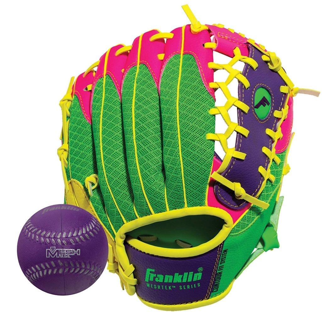 Synthetic Leather Baseball Youth Fielding Glove