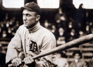 Ty Cobb - Greatest Baseball Players