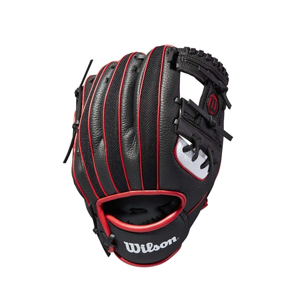 "Wilson 10"" MLB A200 Tee Ball Glove for all Positions"