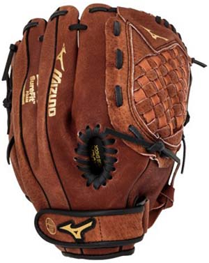 Mizuno Youth Prospect Ball Glove for 9 to 10 year old kids