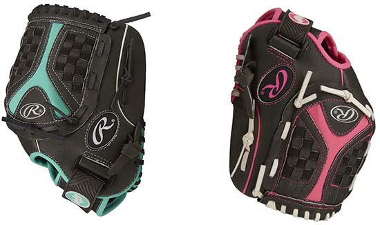 Rawlings Youth Tball/Baseball Gloves