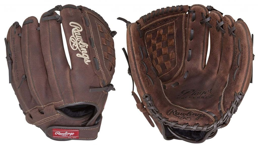 Rawlings Player Preferred Baseball & Softball Glove Series