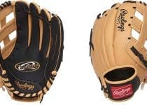 Rawlings Players Series Baseball Gloves for 9 to 10 Year Old