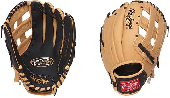 Rawlings Players Series Baseball Gloves for 9 Year Old Player