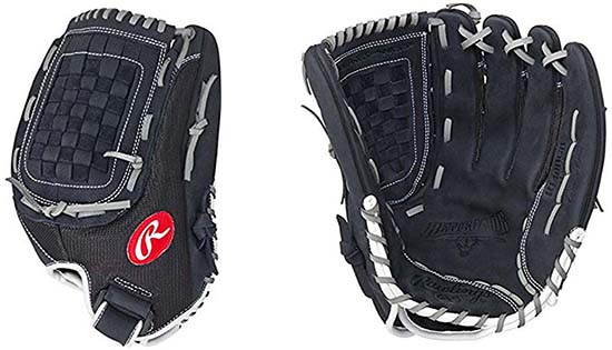Rawlings Renegade best Baseball/Softball Glove Series for 10 year old