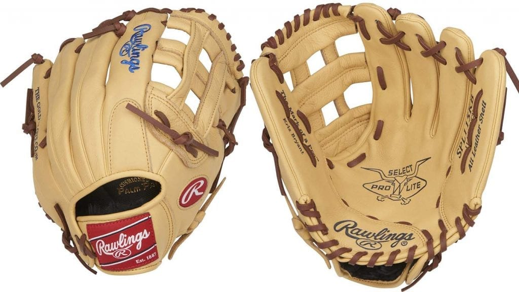 Rawlings Select Pro Lite Baseball Glove Series