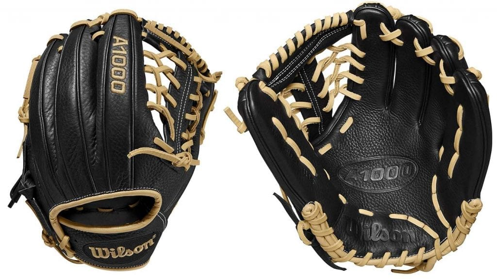 Wilson A1000 Baseball Glove Series