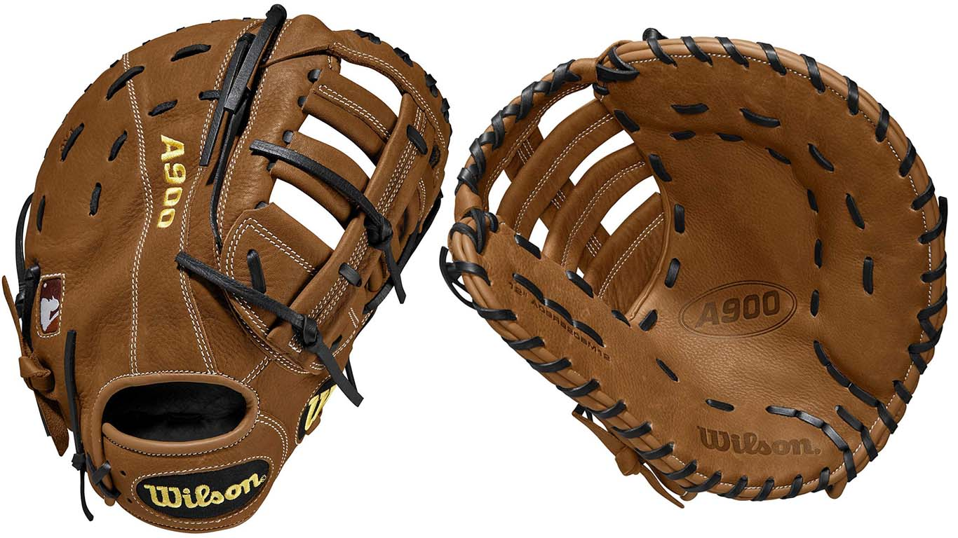 Wilson A900 Baseball Glove Series