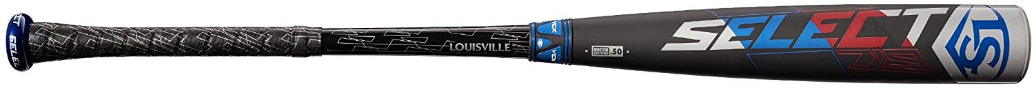 Louisville Slugger Select 719 (-3) 2 5/8″ BBCOR Baseball