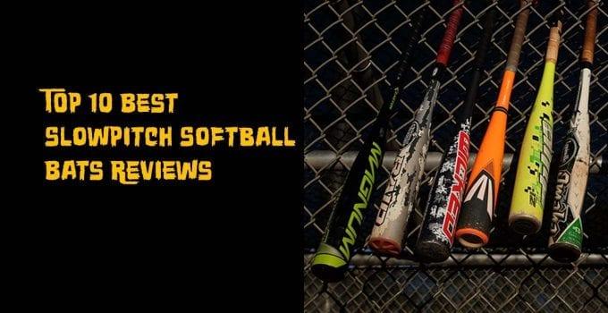 Best Slowpitch Softball Bats Reviews