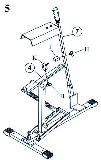 UPM45 Setting step - 4
