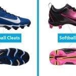 Are Baseball and Softball Cleats The Same?