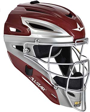Best Baseball Catcher's helmet