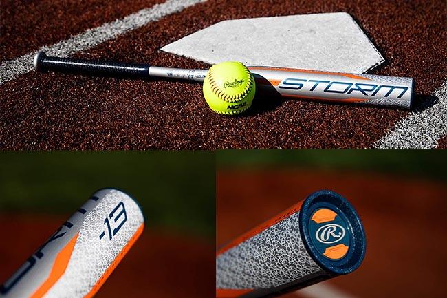 Rawlings 2020 Storm Fastpitch Softball Bat (-13)