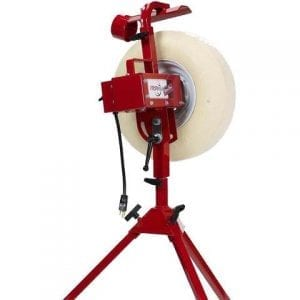 Single Wheel Pitching Machines for baseball