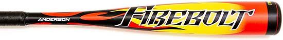 Anderson Firebolt -13 T-Ball Baseball Bat