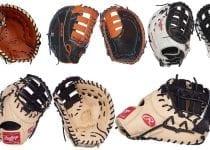 Best First Baseman Glove for Baseball & Softball