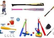 Best T Ball Baseball Bat for 3-4 Year Old Kids