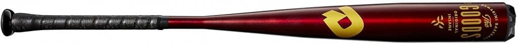 DeMarini The Goods (-3) BBCOR Bat