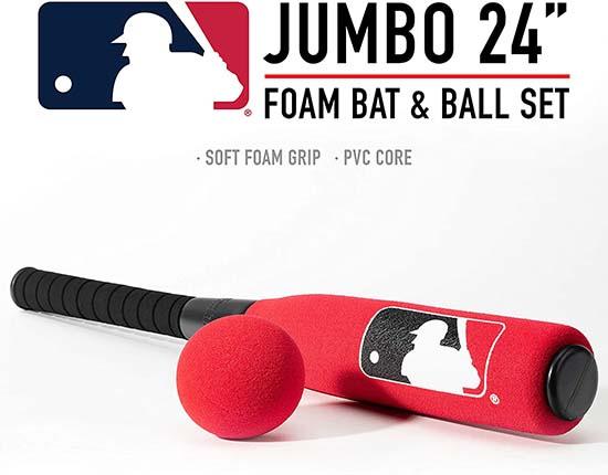foam baseball bat for kids