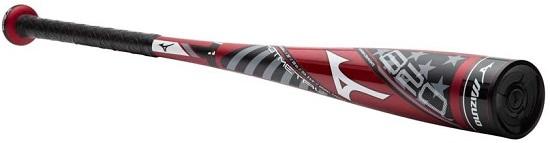Mizuno B20-HOT METAL - Big Barrel Youth USA Baseball Bat