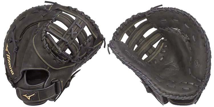 Mizuno GXF50FP - Best First Baseman Glove For Softball