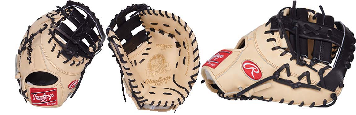 Rawlings Pro PROSDCTC Baseball First Baseman Glove