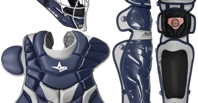 All-Star Youth League Series Catchers Gear Sets