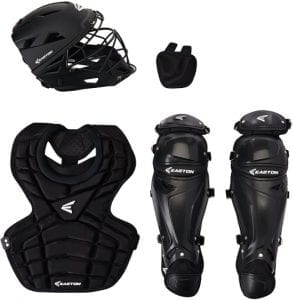 Easton M10 Catchers Gear Set