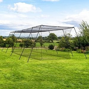 FORTRESS Trapezoid Batting Cage
