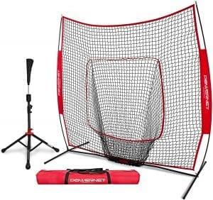 PowerNet 7x7 Baseball Net
