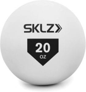 weighted baseball 20 oz