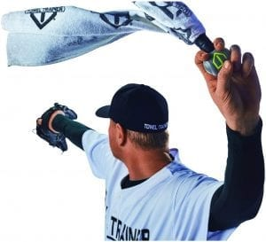 Towel Trainer for Pitching