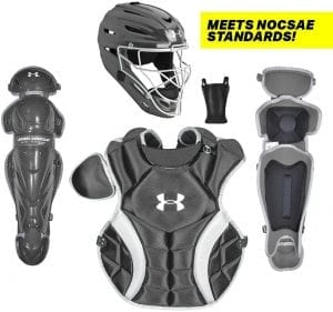 Under Armour Youth PTH Victory Catchers Kit