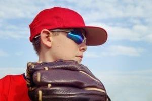 Youth Baseball Sunglasses