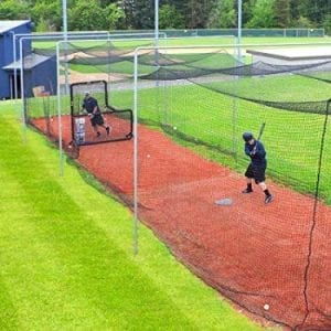 batting cage space