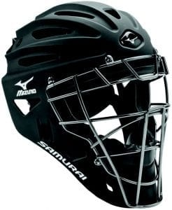 best baseball catcher helmet