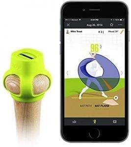 Zepp Baseball 3-D Swing Analyzer