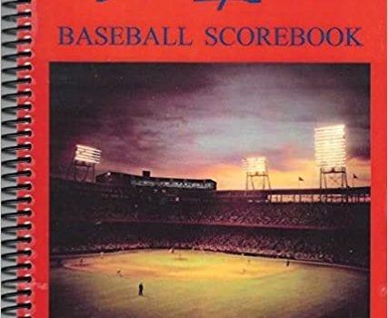 best baseball scorebook